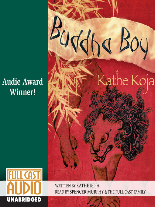 Title details for Buddha Boy by Kathe Koja - Wait list