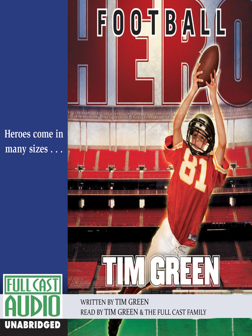 Title details for Football Hero by Tim Green - Available