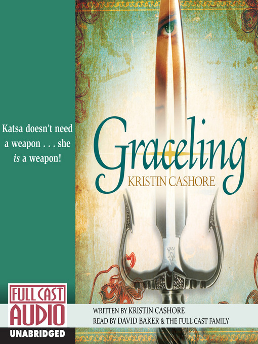 Title details for Graceling by Kristin Cashore - Wait list