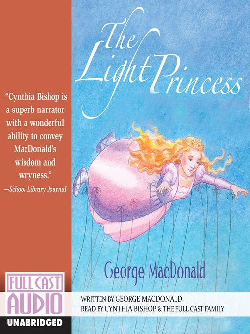 Title details for The Light Princess by George MacDonald - Wait list