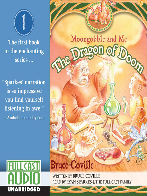 Cover of The Dragon of Doom