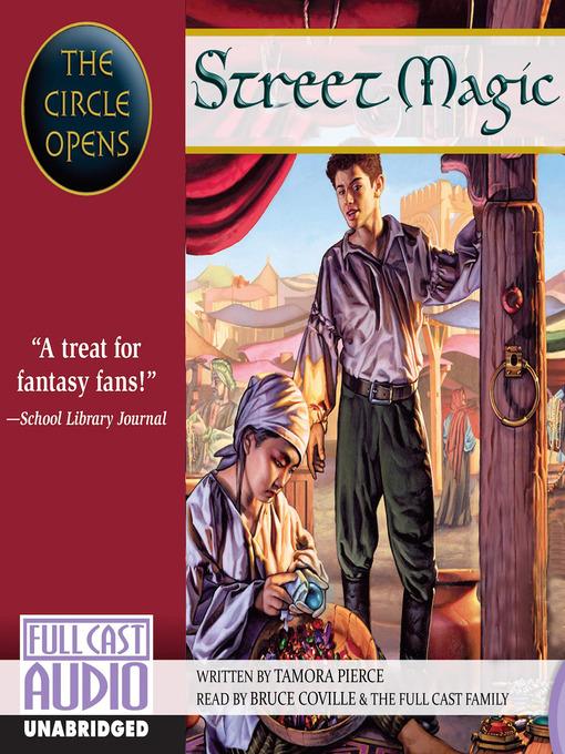 Title details for Street Magic by Tamora Pierce - Wait list