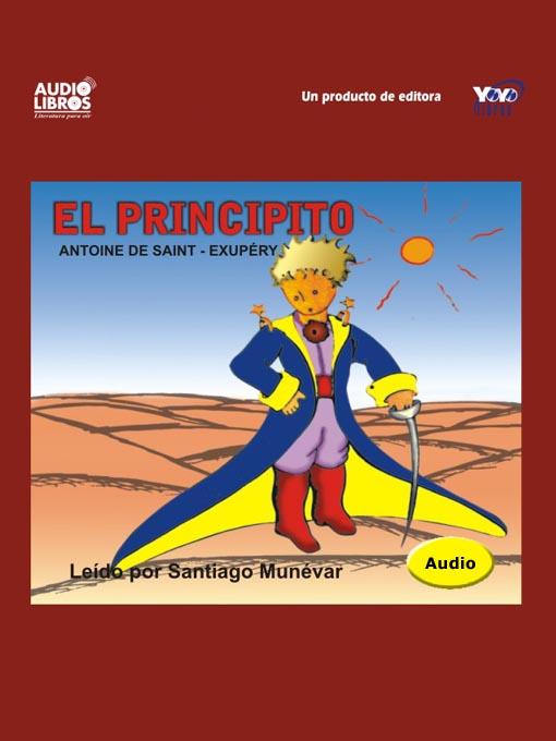 Title details for El Principito by Antoine de Saint-Exupery - Wait list