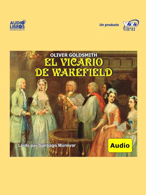 Title details for El Vicario De Wakefield by Oliver Goldsmith - Available