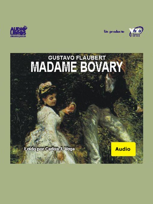 Title details for Madame Bovary by Flaubert - Wait list
