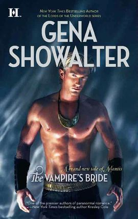 Title details for The Vampire's Bride by Gena Showalter - Wait list