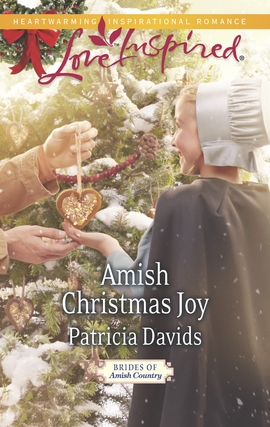 Title details for Amish Christmas Joy by Patricia Davids - Wait list