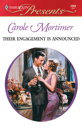 Title details for Their Engagement Is Announced by Carole Mortimer - Wait list