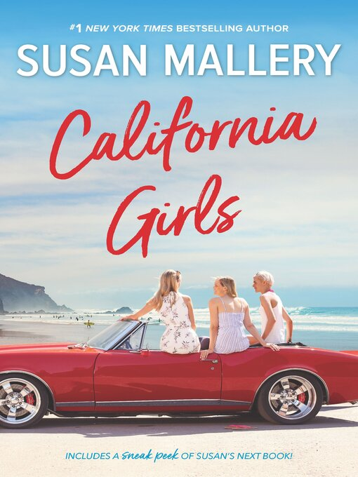 Title details for California Girls by Susan Mallery - Wait list