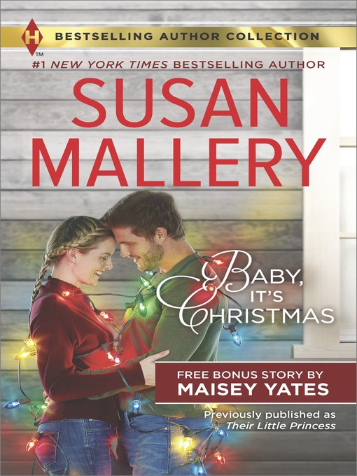 Title details for Baby, It's Christmas & Hold Me, Cowboy by Susan Mallery - Wait list