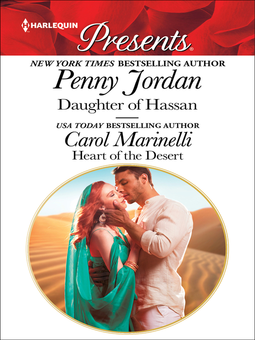 Title details for Daughter of Hassan & Heart of the Desert by Penny Jordan - Wait list