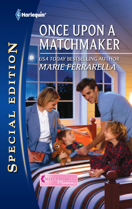 Title details for Once Upon a Matchmaker by Marie Ferrarella - Available