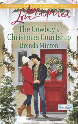 Title details for The Cowboy's Christmas Courtship by Brenda Minton - Available