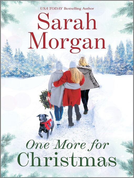 Title details for One More for Christmas by Sarah Morgan - Wait list