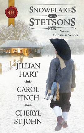Title details for Snowflakes and Stetsons: The Cowboy's Christmas Miracle\Christmas at Cahill Crossing\A Magical Gift at Christmas by Jillian Hart - Available