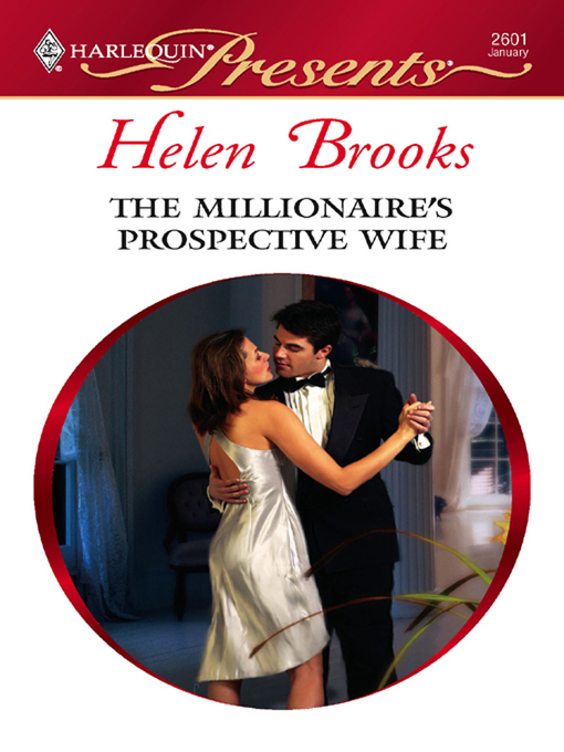 Title details for The Millionaire's Prospective Wife by Helen Brooks - Available