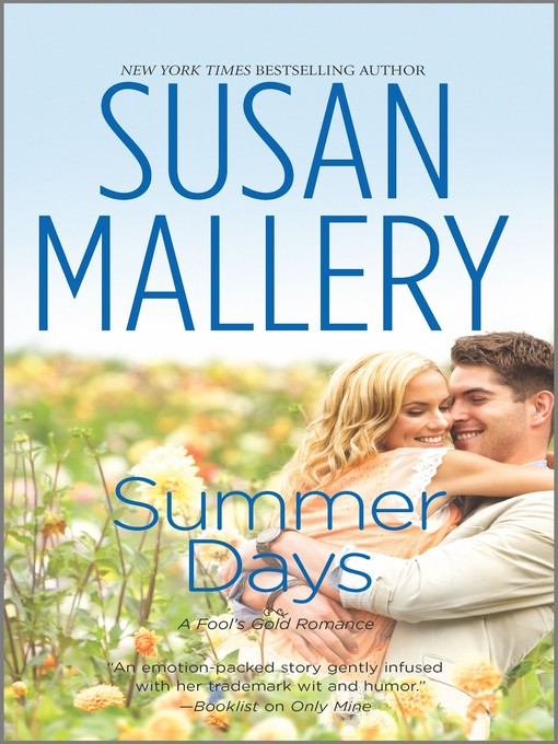 Title details for Summer Days by Susan Mallery - Wait list