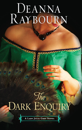 Title details for The Dark Enquiry by DEANNA RAYBOURN - Available