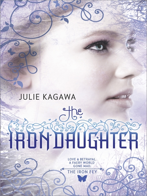 Cover of The Iron Daughter