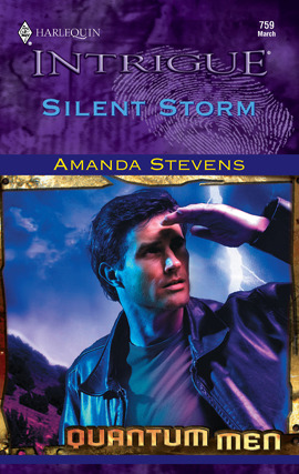 Title details for Silent Storm by Amanda Stevens - Available