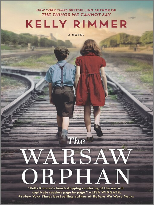 Title details for The Warsaw Orphan by Kelly Rimmer - Wait list