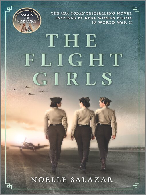 The flight girls a novel