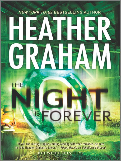 Title details for The Night Is Forever by Heather Graham - Available