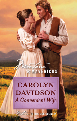 Title details for A Convenient Wife by Carolyn Davidson - Available