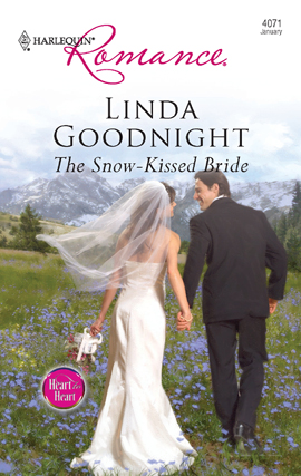 Title details for The Snow-Kissed Bride by Linda Goodnight - Available