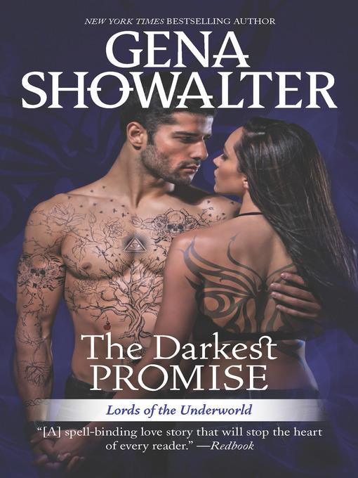Title details for The Darkest Promise--A Dark, Demonic Paranormal Romance by Gena Showalter - Wait list