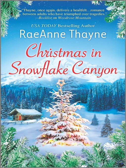Title details for Christmas in Snowflake Canyon by RaeAnne Thayne - Wait list