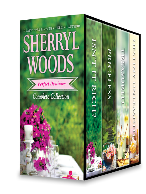 Title details for Sherryl Woods Perfect Destinies Complete Collection by Sherryl Woods - Wait list