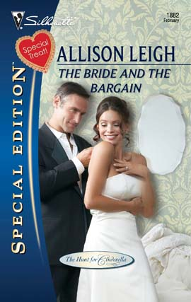 Title details for The Bride and the Bargain by Allison Leigh - Available