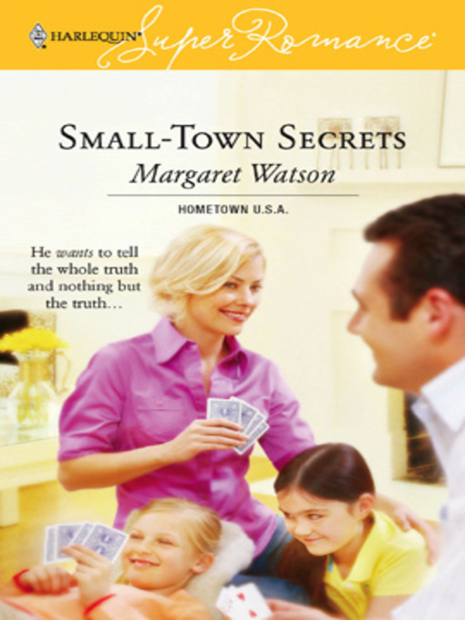 Title details for Small-Town Secrets by Margaret Watson - Available
