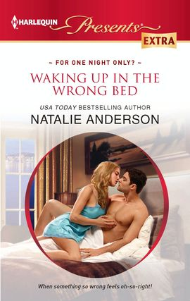 Title details for Waking Up in the Wrong Bed by Natalie Anderson - Available