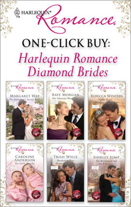 Cover of One-Click Buy: Harlequin Romance Diamond Brides