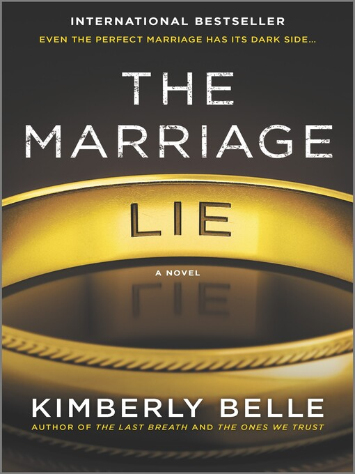 Titelansicht von The Marriage Lie