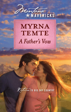Title details for A Father's Vow by Myrna Temte - Available