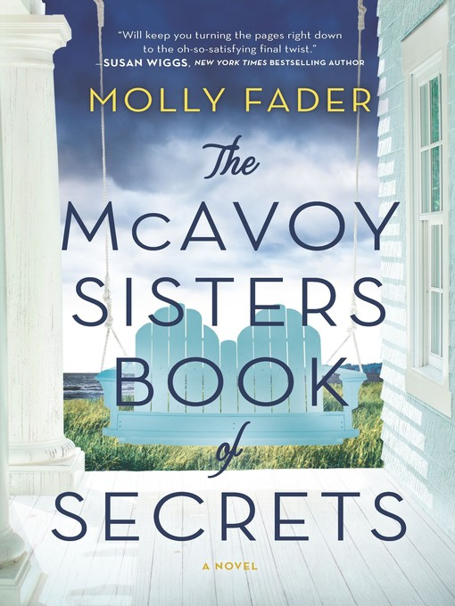 Title details for The McAvoy Sisters Book of Secrets by Molly Fader - Available