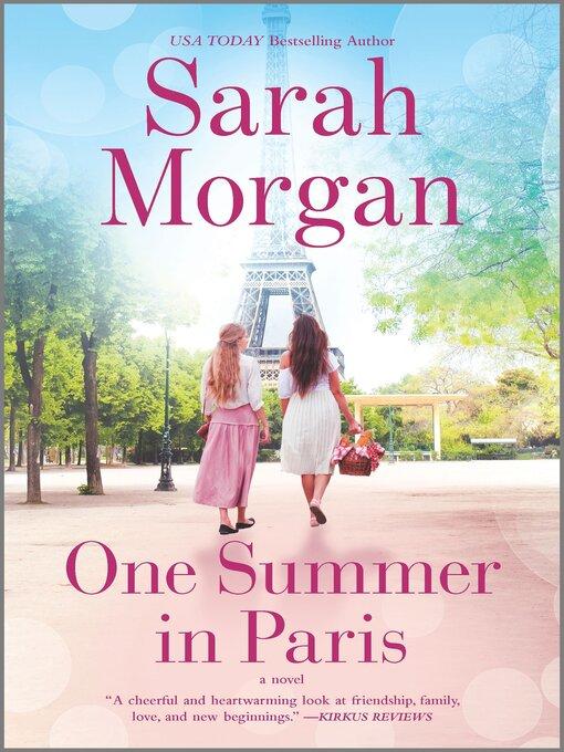 Title details for One Summer in Paris by Sarah Morgan - Wait list