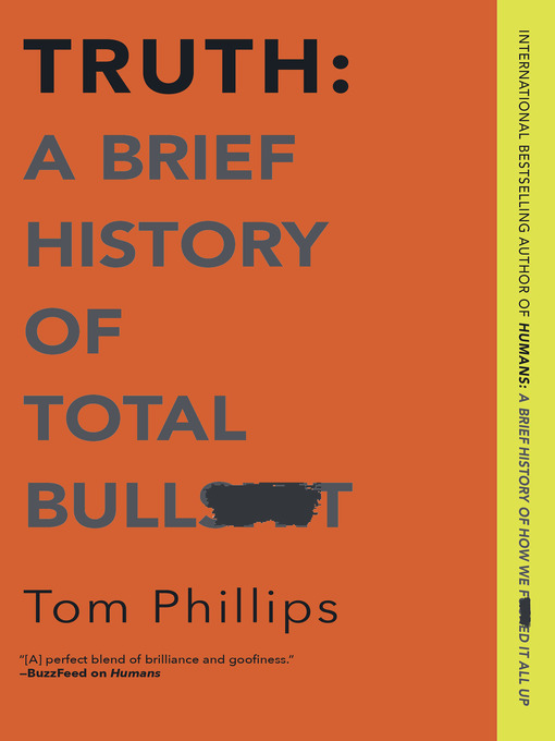 Title details for Truth by Tom Phillips - Available