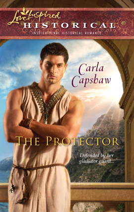 Title details for The Protector by Carla Capshaw - Wait list