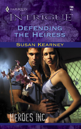 Title details for Defending the Heiress by Susan Kearney - Available