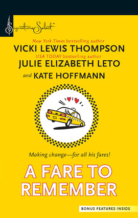 Title details for A Fare to Remember: Just Whistle\Driven to Distraction\Taken for a Ride by Vicki Lewis Thompson - Available