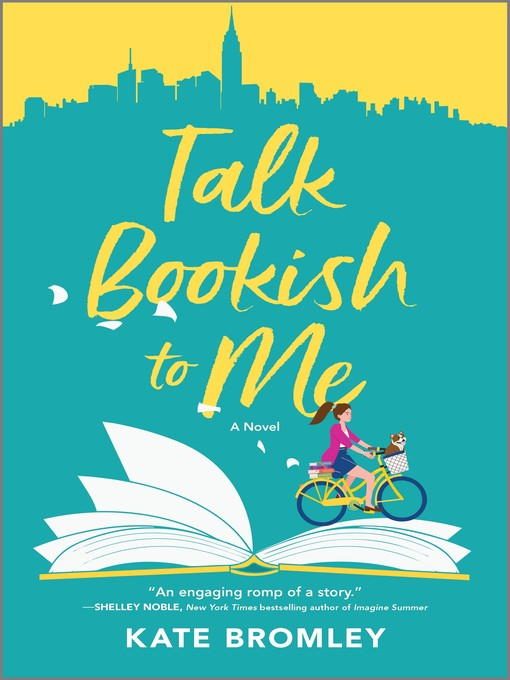 Title details for Talk Bookish to Me by Kate Bromley - Wait list