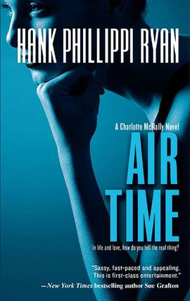Title details for Air Time by Hank Phillippi Ryan - Wait list