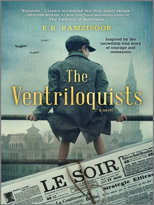 Title details for The Ventriloquists by E.R. Ramzipoor - Available