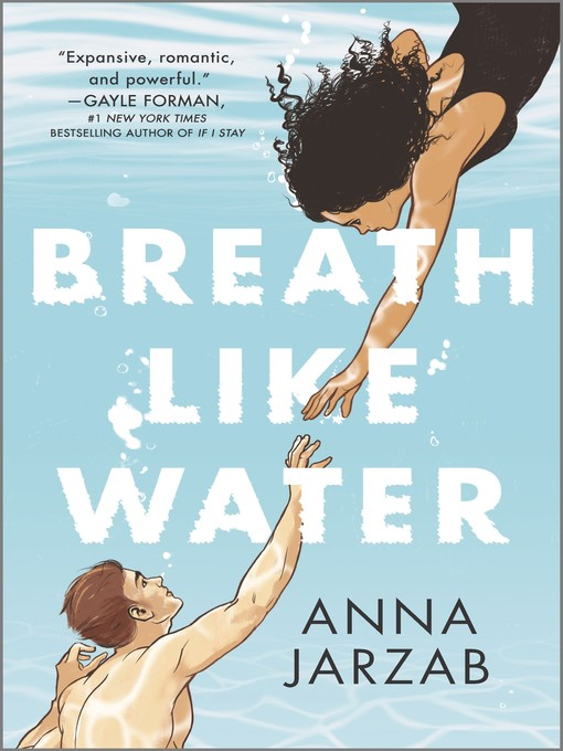 Title details for Breath Like Water by Anna Jarzab - Wait list