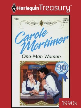 Title details for One-Man Woman by Carole Mortimer - Available