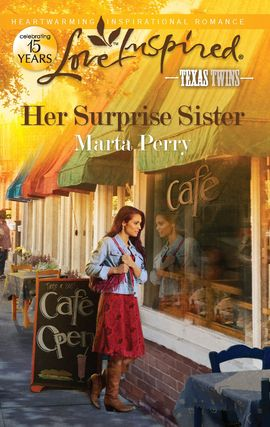 Title details for Her Surprise Sister by Marta Perry - Wait list